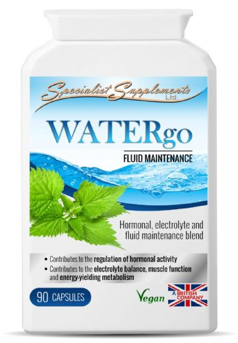 WATERgo - Fluid Balance Support & Herbal Diuretic